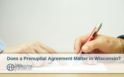 Does a Prenuptial Agreement Matter in Wisconsin?