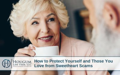 How to Protect Yourself and Those Your Love from Sweetheart Scams