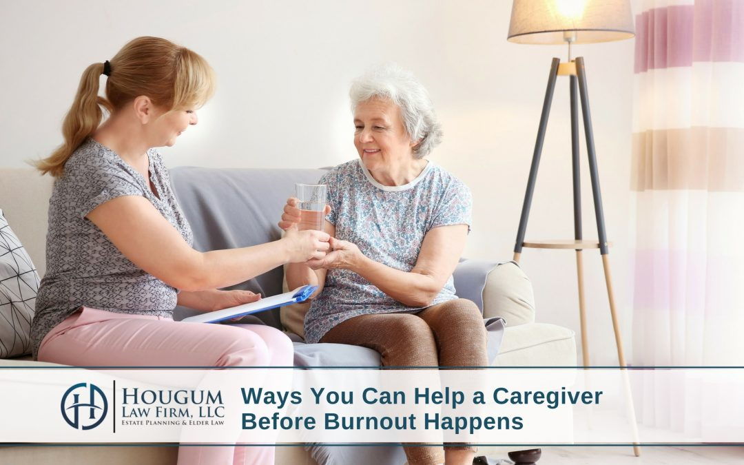 Ways You Can Help a Caregiver Before Burnout Happens