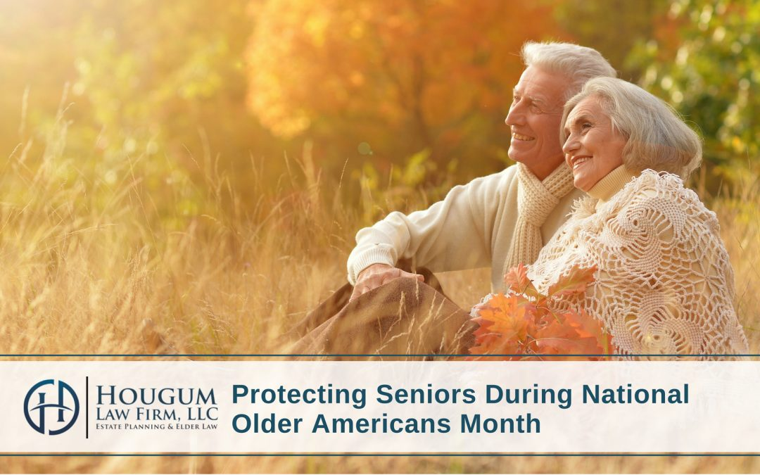 Protecting Seniors During National Older Americans Month