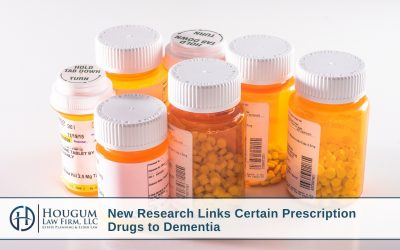 New Research Links Certain Prescription Drugs to Dementia