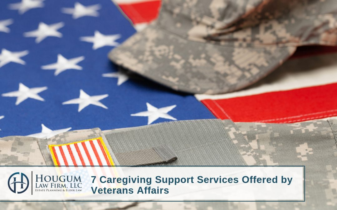 7 Caregiving Support Services Offered by Veterans Affairs