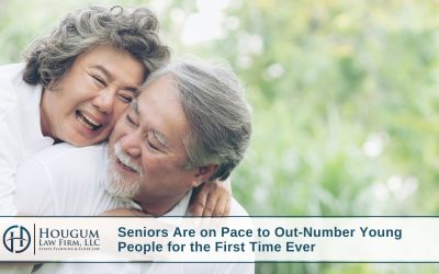 Seniors Are on Pace to Out-Number Young People for the First Time Ever