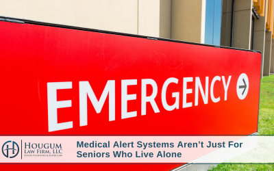Medical Alert Systems Aren't Just For Seniors Who Live Alone