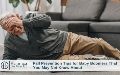 Fall Prevention Tips for Baby Boomers That You May Not Know About