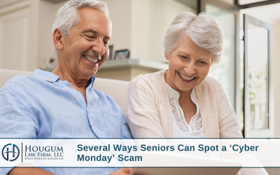 Several Ways Seniors Can Spot a 'Cyber Monday' Scam