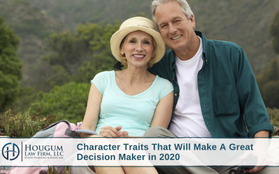 Character Traits That Will Make A Great Decision Maker in 2020