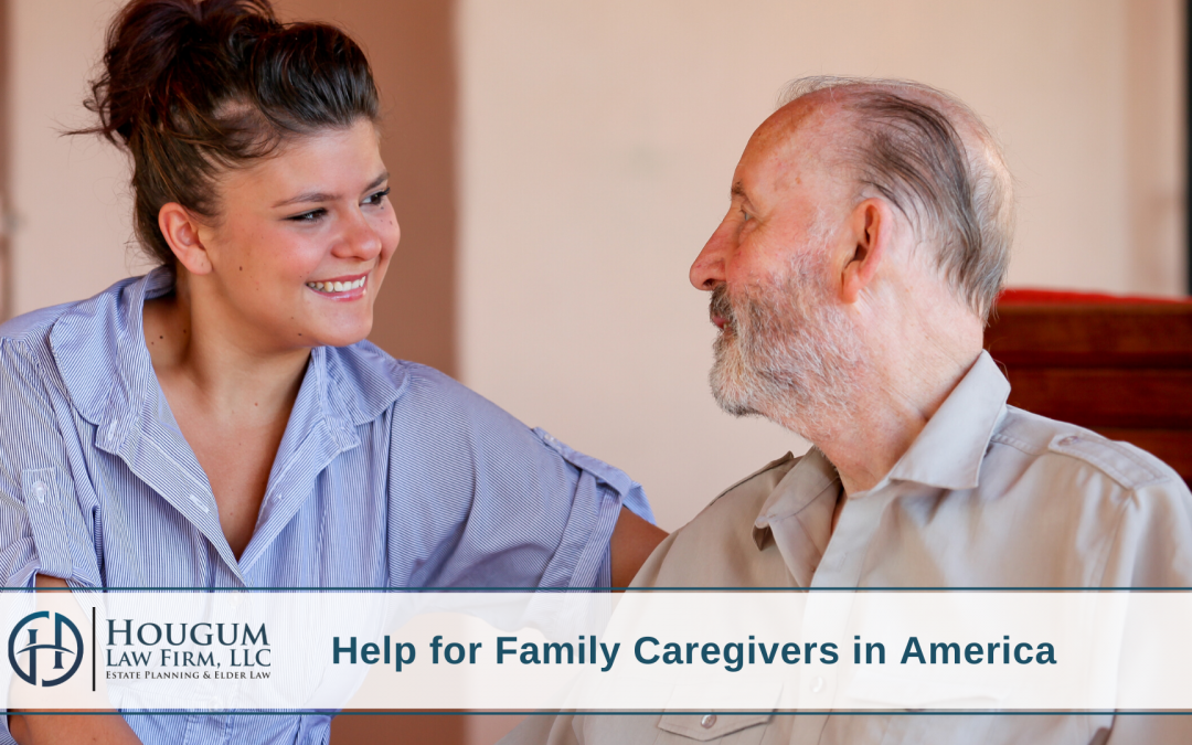 Help for Family Caregivers in America