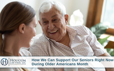 How We Can Support Our Seniors Right Now During Older Americans Month