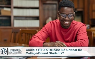 Could a HIPAA Release Be Critical for College-Bound Students?