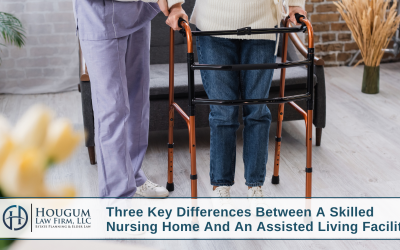 Three Key Differences Between A Skilled Nursing Home And An Assisted Living Facility